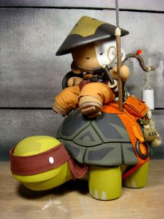 #onTOYSREVIL: Memories of a ClutterMunk - The Ronin by @Huck Haas Haas gee