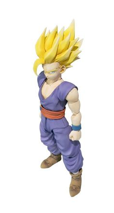 "Bandai Tamashii Nations S.H. Figurants Son Gohan ""Dragon Ball"" Action Figure"