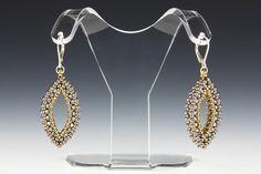 Candlelight Earrings by Jill Wiseman