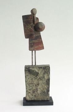 John Maltby: 3. Sentinel 50x16x8cm SOLD