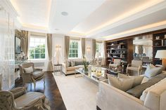 Grosvenor Square, Mayfair, London W1K