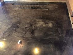Metallic Marble floors are classic and durable in Denver, Colorado.
