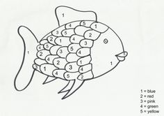 The Rainbow Fish Activities for Early Years - Here Come the Girls