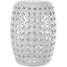 I really like this nice porcelain stool