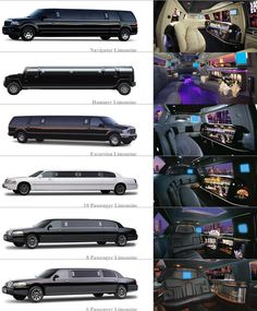 Hummer Limos Limousine Cool limo, isn't it? Take a look at more stunning limos at www.classiquelimo.com