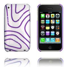 Millenium (Lilla) iPhone Deksel for 3G3GS