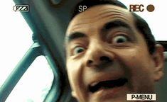 …and Instagram. | 22 Mr. Bean GIFs That Perfectly Describe Your Night At The Club