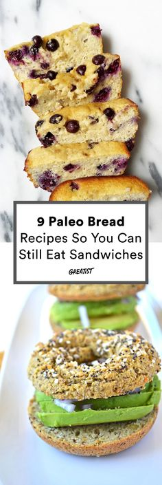 You guys, Paleo everything bagels are a thing. #greatist https://greatist.com/eat/paleo-bread