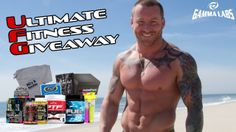 Free giveaway we have teamed up with Gamma Labs!  Check out the Ultimate Fitness Giveaway now!