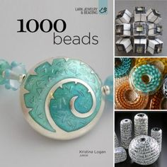 1000 Beads by Kristina Logan. Celebrate the innovation and creative inspiration of contemporary beadmakers from around the world! This gorgeous volume in the popular Showcase series presents 1,000 unique beads, all handcrafted from a dazzling array of materials—including glass, polymer clay, ceramics, metal, paper, fiber, plastic, wood, and stone. Each one is a magnificent piece of art, whether on its own or in a piece of jewelry or other ornamentation.