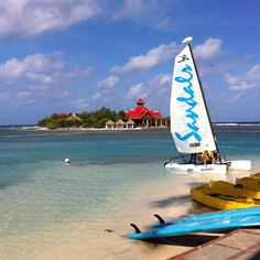 Royal Caribbean Sandals Resort Montego Bay, Jamaica! Best vacation by far. I would definitely revisit <3