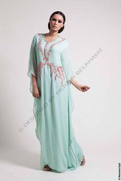 La nouvelle collection ramadan de Meriem Belkhayat est juste... sublimissime. Photos.