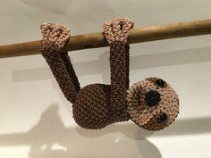 Sloth Rubber Band Figure, Rainbow Loom Loomigurumi, Rainbow Loom Animal by BBLNCreations on Etsy  Loomigurumi Amigurumi Rainbow Loom