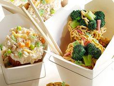 chinese food cupcake