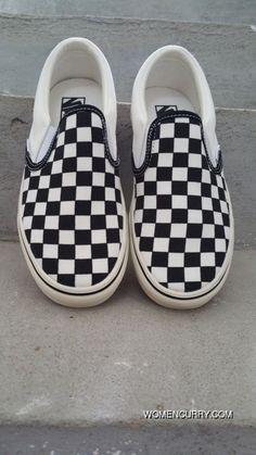 d4323682b3 Vans Avril Lavigne Classic Check White Black 36-44 Discount