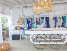 Pop up store en Formentera