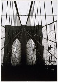 Walker Evans | [Brooklyn Bridge, New York] | The Met