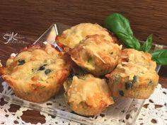 Fulvia's Kitchen - Muffin salati verdure e groviera