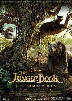 The Jungle Book (Hindi) - Movie Review - The Solitary Writer