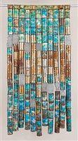 Mugogo The Crossing by Naomi Wanjiku Gakunga Original Artwork, Auction, Mosaics, Collages, Artist, Mixed Media, Google Search, Garden, Garten