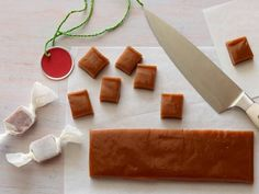 Get Sea Salt Caramels Recipe from Cooking Channel