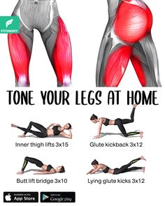Bigger Booty Home Workout For Women; Revealing Necessary Criteria Of Women's Home Exercise Routines - Kim Dim Jim Full Body Gym Workout, Gym Workout Videos, Gym Workout For Beginners, Fitness Workout For Women, Butt Workout, At Home Workouts, Workout Routines, Buttocks Workout, Model Workout