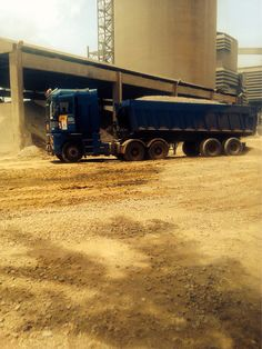 Operations @ Diamond Cement Company Aflao . #Africagrowth