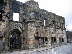 Stirling Old Jail, Scotland