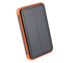 12000mAh Solar Panel Charger Solar Power Bank Dual USB Charger Built in LED Flashlight for iPhone Android Phone PSP MP3 Camera and Other 5V USB Devices - http://www.the-solar-shop.com/12000mah-solar-panel-charger-solar-power-bank-dual-usb-charger-built-in-led-flashlight-for-iphone-android-phone-psp-mp3-camera-and-other-5v-usb-devices/
