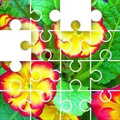 Flower 22 Jigsaw Puzzle, 67 Piece Classic.