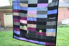 throw blanket by Crispina Ffrench