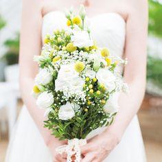 ウエディング事例集:おしゃれ花嫁に捧ぐブーケのオーダー帳。【Nature's Gift編】|VOGUE Wedding いちばんおしゃれなウエディングバイブル