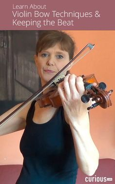 Learn how to develop your violin bow technique in three time signatures, while adding three pieces—a Hoe Down, a Minuet, and a Jig—to your violin repertoire!