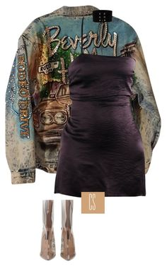 """""""Untitled #1107"""" by vladacatalleyag ❤ liked on Polyvore featuring Manokhi"""