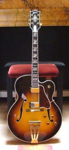 Gibson super 400. ⓀⒾⓃⒼⓈⓉⓊⒹⒾⓄⓌⓄⓇⓀⓈ▻http://kingstudioworks.com/