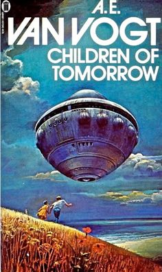 BRUCE PENNINGTON - Children of Tomorrow by A.E. van Vogt - 1980 New English…