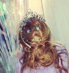 stars + a girl = a princess !