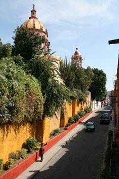 San Miguel de Allende, Guanajuato, #Mexico. A magical town.