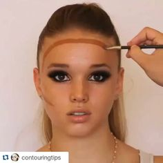 Just gorgeous.  contouring makes such a huge difference ladies!  #Repost @contouringtips with @repostapp  #Repost @helena_makeup with @repostapp.  @DONLAAA SONG - Jason Derulo / Cheyenne KEY PRODUCTS @makeupforever HD foundation @anastasiabeverlyhills cream contour kit - Medium blended with Mac 130 brush Set with ABH contour palette and Mac Studio Fix powder #thebalm_cosmetics Mary-Lou Manizer highlighter Lashes are from @lotuslashesofficial  Brushes I used - @opvlashes -  @morphebrushes…