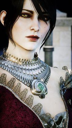Dragon Age Morrigan Phone Screens