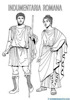 Indumentaria romana-2