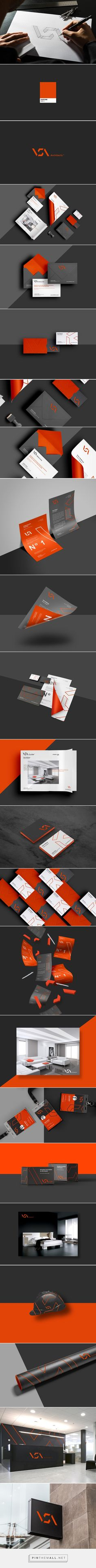 V S A Architects on Behance - created via https://pinthemall.net
