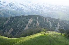 Diablo Foothills Regional Park- Walnut Creek California