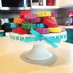 Chocolate covered Oreo Rainbow Cookies via @according2kelly #rainbow #cookies