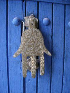 Hand of Fatima by GitanaFeet, via Flickr
