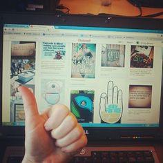 """@fairtrademaerket's photo: """"Her på #kontoret hos #fairtrademaerket har vi fået samlermani... og den eneste kur er #pinterest !!! ;-) www.pinterest.com/fairtrademaerke/"""""""