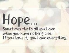 hope god inspirational quotes