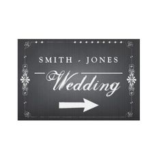 Say it loud with a couple of Chalkboard Wedding Sign outdoor signs and flags from Zazzle! Chalkboard Wedding, Chalkboard Signs, Custom Yard Signs, Corrugated Plastic, Sign Templates, Outdoor Signs, Wedding Signs, Wedding Decorations, Make It Yourself