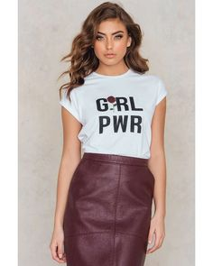 Girl Power Tee Available now at vowstrength.com Click the link in our Bio @vowstrength FREE Worldwide Delivery ALL week!