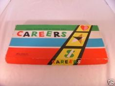 1960s board game - Careers
